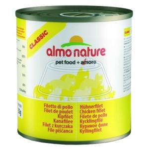 Almo Nature Classic Adult Cat Chicken Fillet 280 г 12 шт