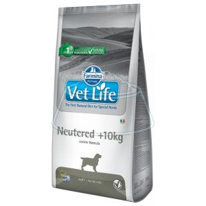 Farmina Vet Life Canine Neutered +10kg 2 кг