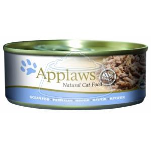 Applaws Cat Ocean Fish canned 70 г 24 шт
