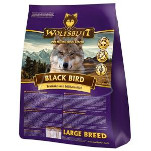 Wolfsblut Black Bird Large Breed 15 кг
