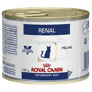 Royal Canin Renal feline canned 195 г