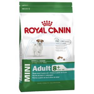 Royal Canin Mini Adult 8+ 8 кг