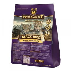 Wolfsblut Black Bird Puppy 15 кг