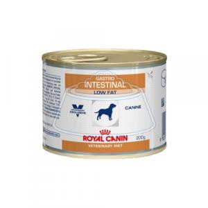 Royal Canin Gastro Intestinal Low Fat сanine canned 200 г