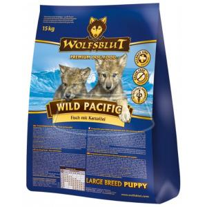 Wolfsblut Wild Pacific Large Breed Puppy 15 кг