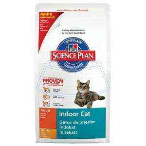 Hill's Science Plan Feline Adult Indoor Cat Chicken 300 г