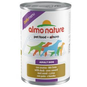 Almo Nature DailyMenu Adult Dog Duck 400 г