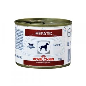 Royal Canin Hepatic сanine canned 200 г 12 шт