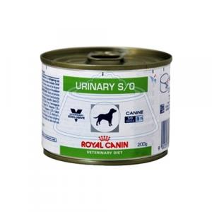 Royal Canin Urinary S/O сanine canned 200 г