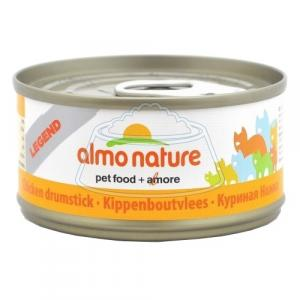 Almo Nature Legend Adult Cat Chicken Hips 70 г