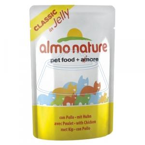 Almo Nature Classic in Jelly Chicken 55 г