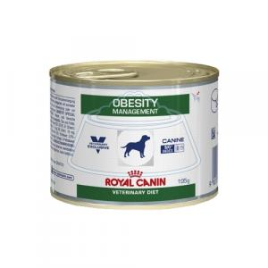 Royal Canin Obesity Management сanine canned 195 г