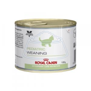 Royal Canin Pediatric Weaning Kitten canned 195 г 12 шт