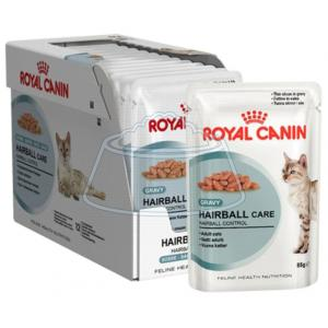 Royal Canin Hairball Care (в соусе) 85 г 12 шт