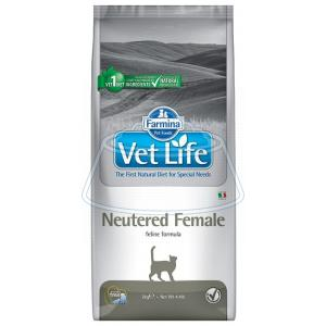 Farmina Vet Life Feline Neutered Female 10 кг